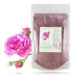 Polvo de Rosa de Damasco